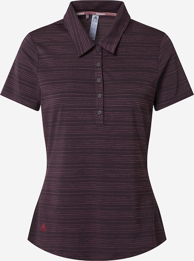 adidas Golf Funkčné tričko - fialová / farba lesného ovocia, Produkt