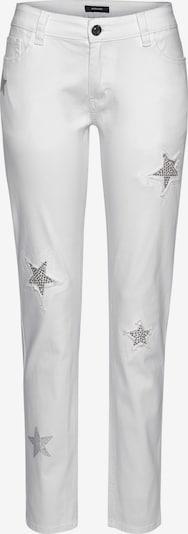 Navigazione Jeans in weiß, Produktansicht