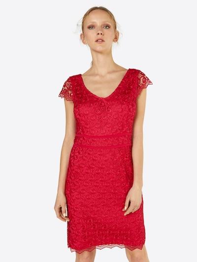 s.Oliver BLACK LABEL Kleid in feuerrot, Modelansicht