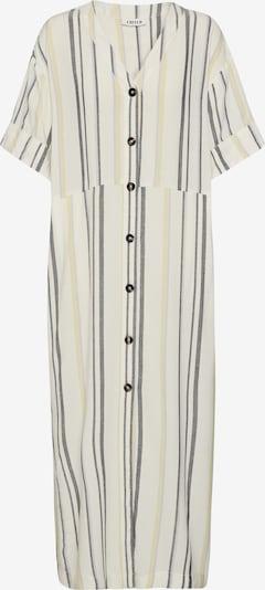 lila / fekete / fehér EDITED Nyári ruhák 'Yoko': Elölnézet