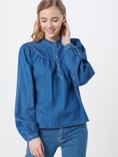 Palaidinė 'VITYKA' iš VILA , spalva - mėlyna, Modelio vaizdas