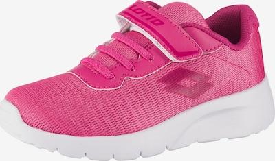 LOTTO Schuhe in pink, Produktansicht