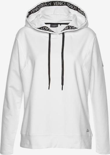 VENICE BEACH Hoodie in weiß, Produktansicht