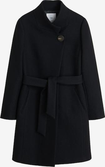 MANGO Mantel 'Tierra6' in schwarz, Produktansicht