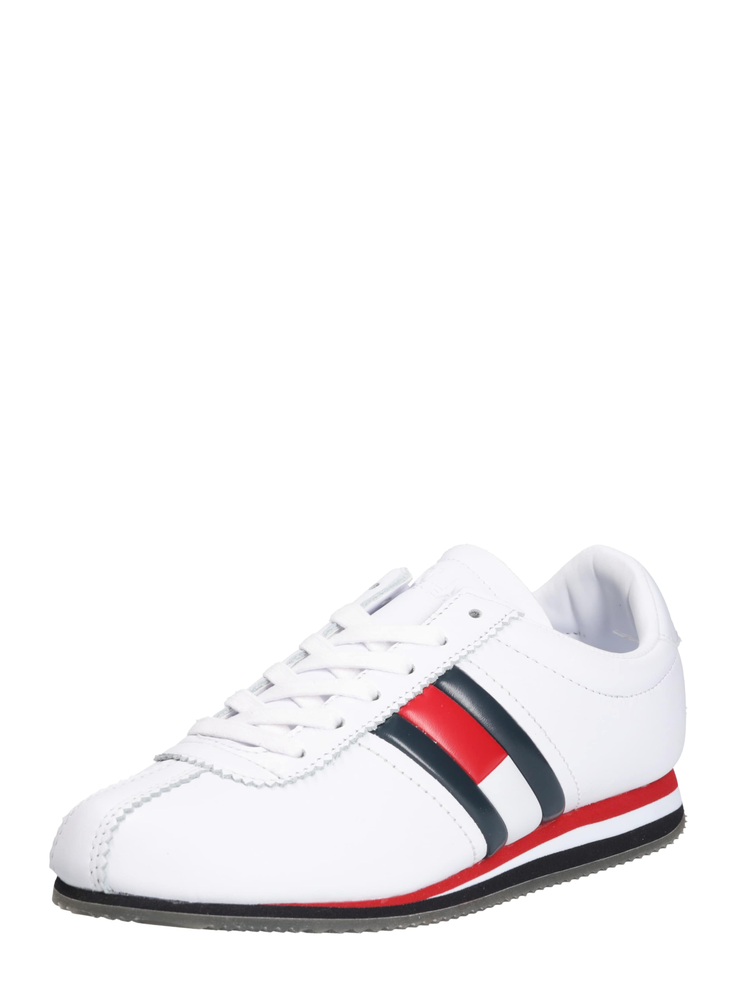 Jeans NavyRot Tommy In Weiß Sneaker 9eWDHIYE2
