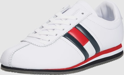 Tommy Jeans Sneakers laag in Navy / Rood / Wit