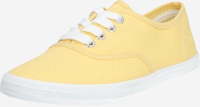 TOM TAILOR Sneaker in gelb, Produktansicht
