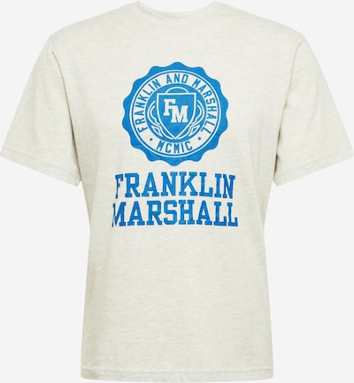FRANKLIN & MARSHALL Shirt in blau, Produktansicht