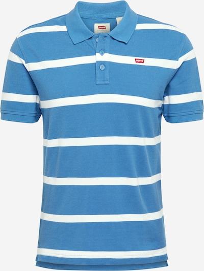 LEVI'S T-Shirt en bleu ciel / blanc, Vue avec produit