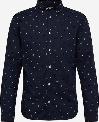 Dalykiniai marškiniai iš JACK & JONES , spalva - tamsiai mėlyna, Prekių apžvalga
