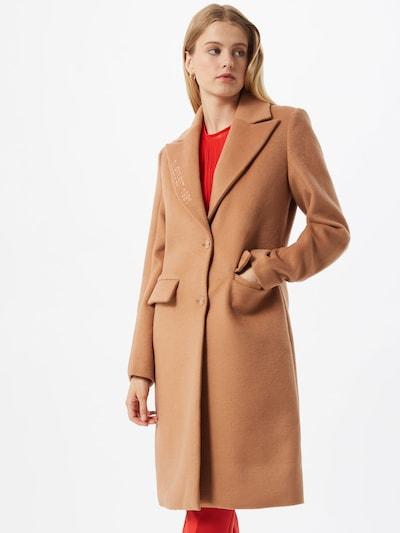 karamell GUESS Átmeneti kabátok 'Adenora', Modell nézet