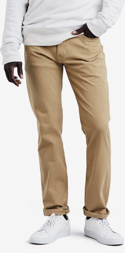 LEVI'S Jeans ' 511 Slim ' in beige, Modelansicht