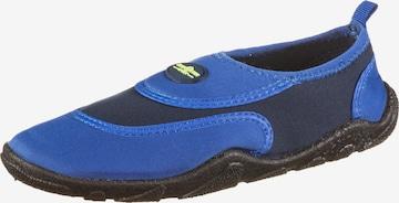 Aqua Lung Sport Wasserschuhe 'BEACHWALKER KIDS' in Blau