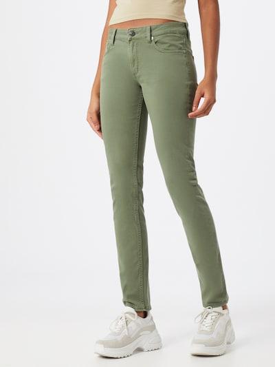 Q/S designed by Jeans in grün, Modelansicht