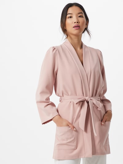 SISTERS POINT Blazer 'NANI-JA2' in rosé, Modelansicht