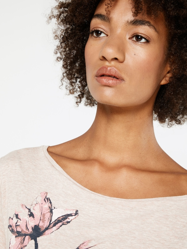 Pepe Jeans Shirt mit Print 'Bettie'