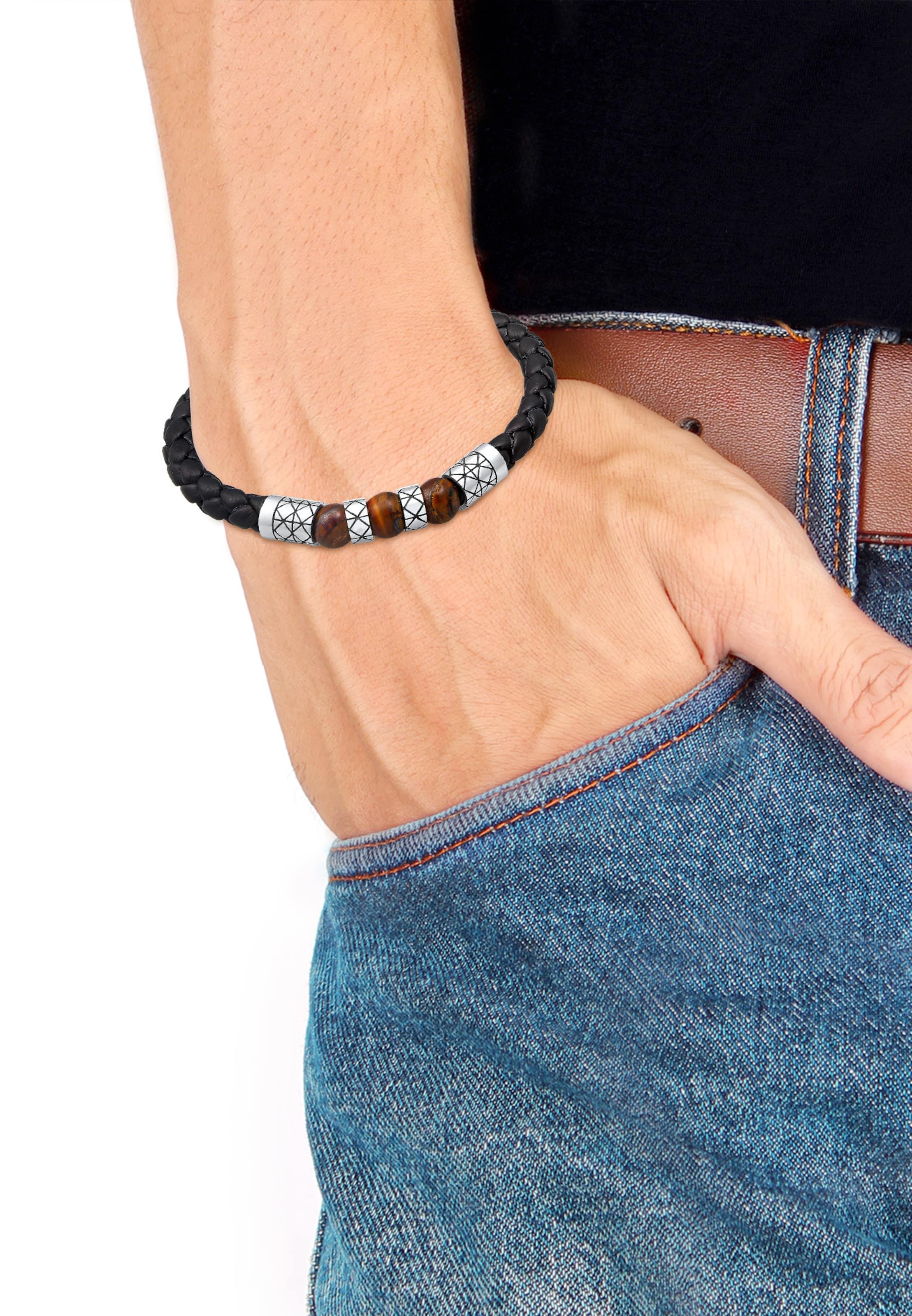 PuebloSchwarz Armband Kuzzoi Armband PuebloSchwarz In Silber In In Silber Kuzzoi Armband Kuzzoi PuebloSchwarz W9EIYebDH2