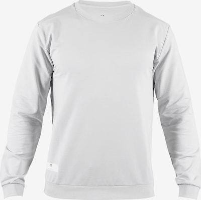 MOROTAI Sweatshirt 'Active Dry' in hellgrau, Produktansicht