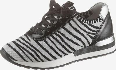 Remonte Sneaker, Leder, Ziernähte, für Damen weiß 41