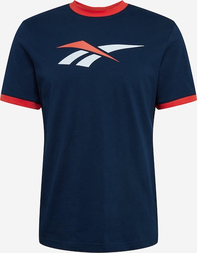 Reebok Classic Shirt in dunkelblau, Produktansicht