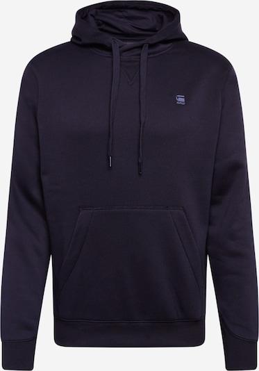 G-Star RAW Sweatshirt 'Premium core hdd sw l\s' in de kleur Zwart, Productweergave