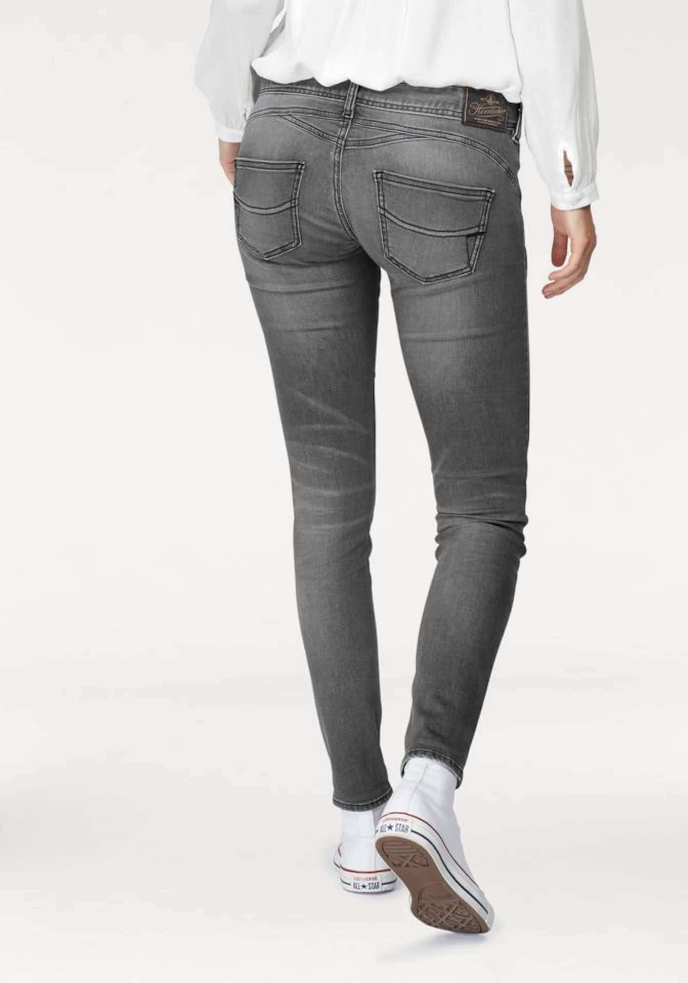 Herrlicher 'gila' Grey Denim In Jeans Jc1FKl