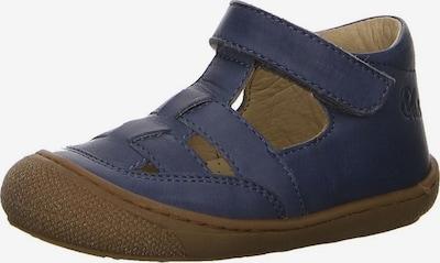 NATURINO Sandalen in dunkelblau, Produktansicht