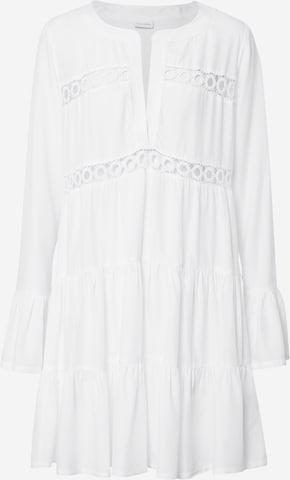Robe 'Lola' LASCANA en blanc