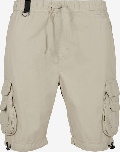 Urban Classics Shorts 'Double Pocket Cargo Shorts' in beige, Produktansicht