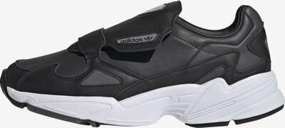 ADIDAS ORIGINALS Sneaker in schwarz: Frontalansicht