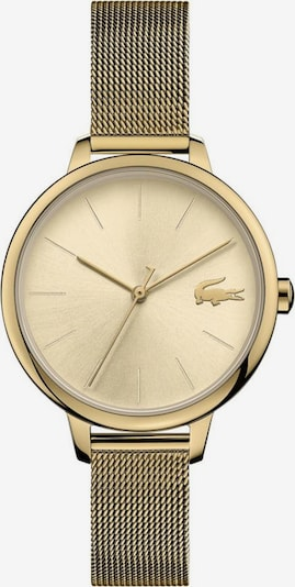 LACOSTE Uhr in gold, Produktansicht