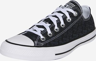 CONVERSE Sneaker 'CTAS OX' in dunkelgrau / schwarz / weiß, Produktansicht