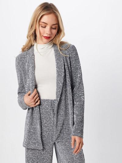 VILA Blazer 'Vilezana' | srebrna barva, Prikaz modela