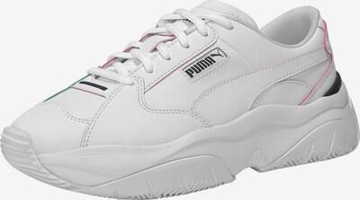 PUMA Sneaker 'Storm Pop' in pink / schwarz / weiß, Produktansicht