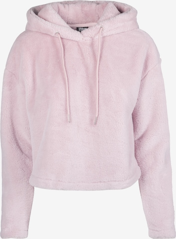 Urban Classics Sweatshirt in Pink