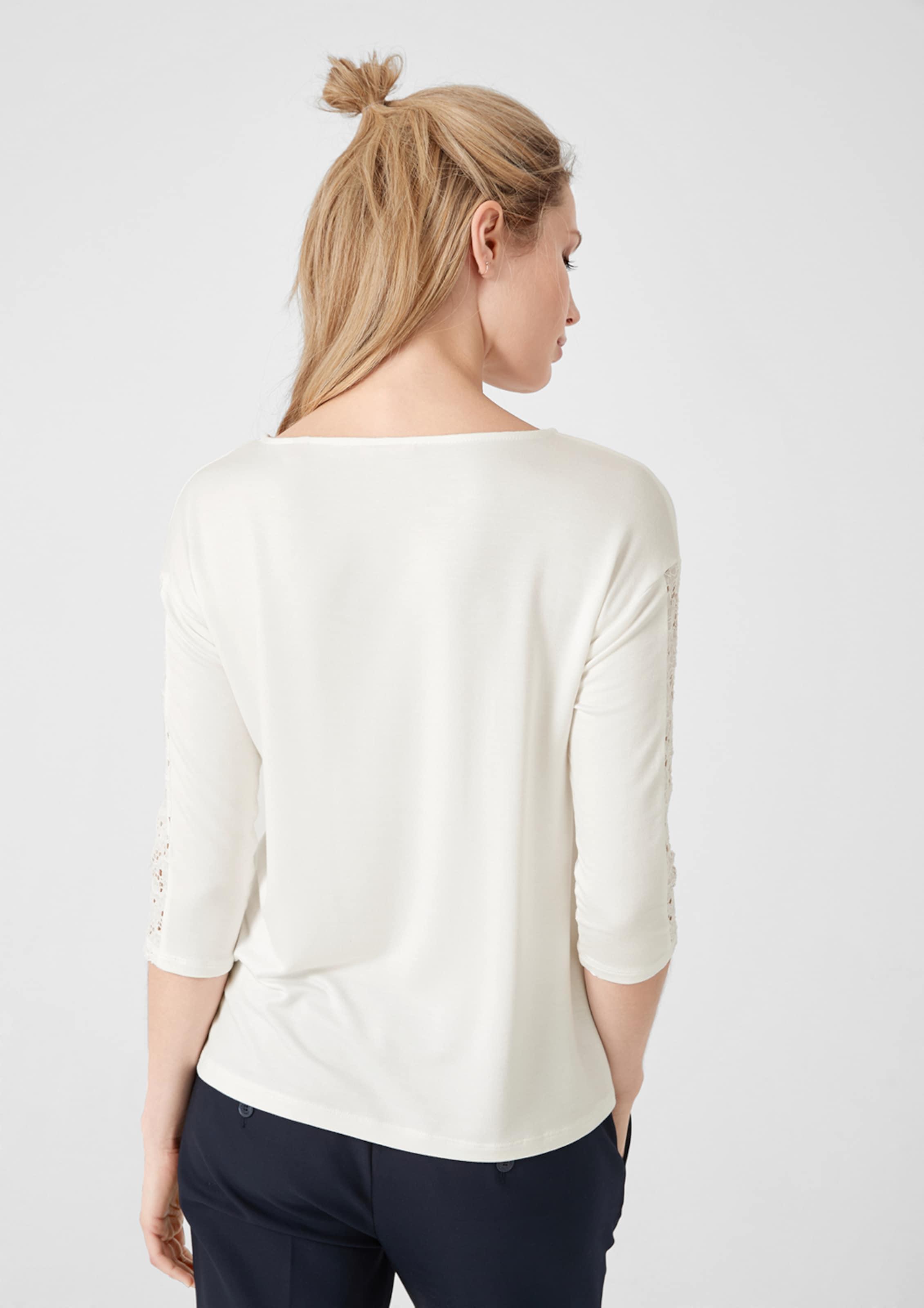 In Shirt Weiß oliver S nk8w0PO