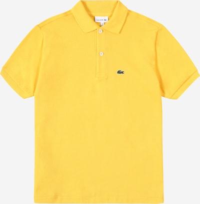 LACOSTE T-Shirt en jaune, Vue avec produit