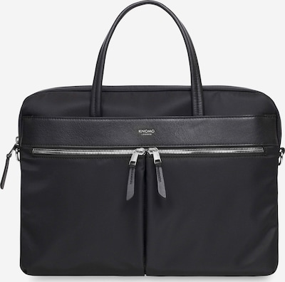 KNOMO Aktentasche 'Hanover' in schwarz, Produktansicht