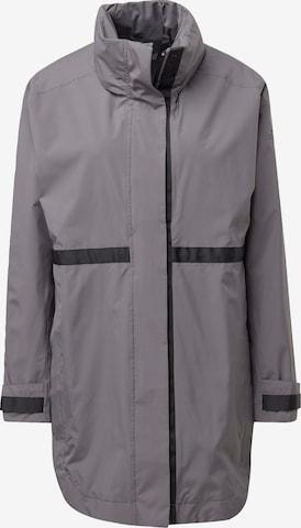 ADIDAS PERFORMANCE Outdoor Jacket 'Urban' in Grey