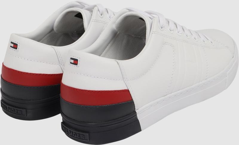 TOMMY HILFIGER Sneaker aus Glattleder