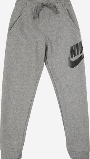 Pantaloni Nike Sportswear pe gri, Vizualizare produs