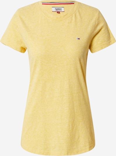 Tommy Jeans Shirt in gelb, Produktansicht