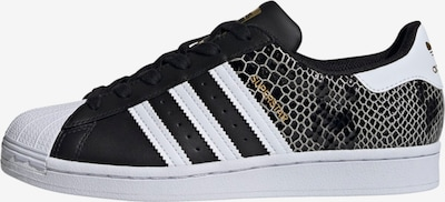 ADIDAS ORIGINALS Sneakers laag 'SUPERSTAR W' in de kleur Zwart / Wit, Productweergave
