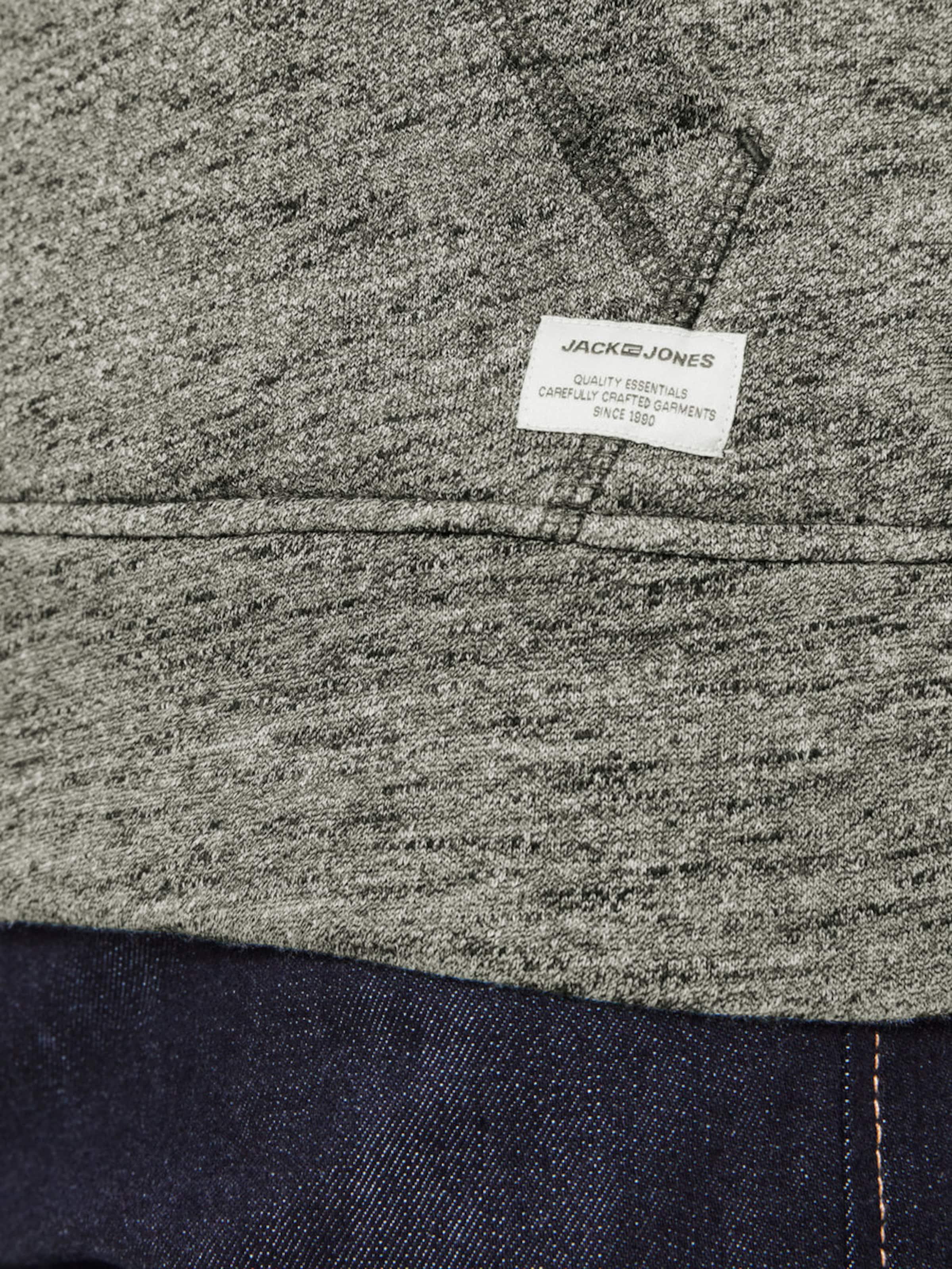 Jackamp; Jones OliveNoir En Sweat shirt jAL4R35q