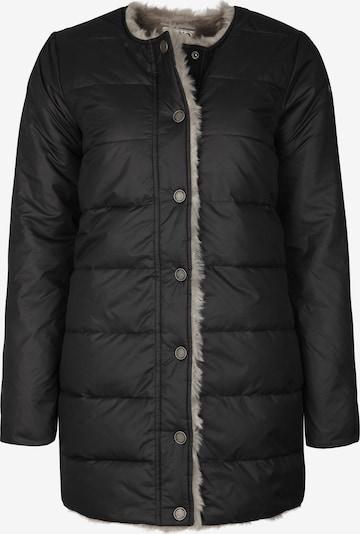 MYMO myMO Mantel in schwarz, Produktansicht