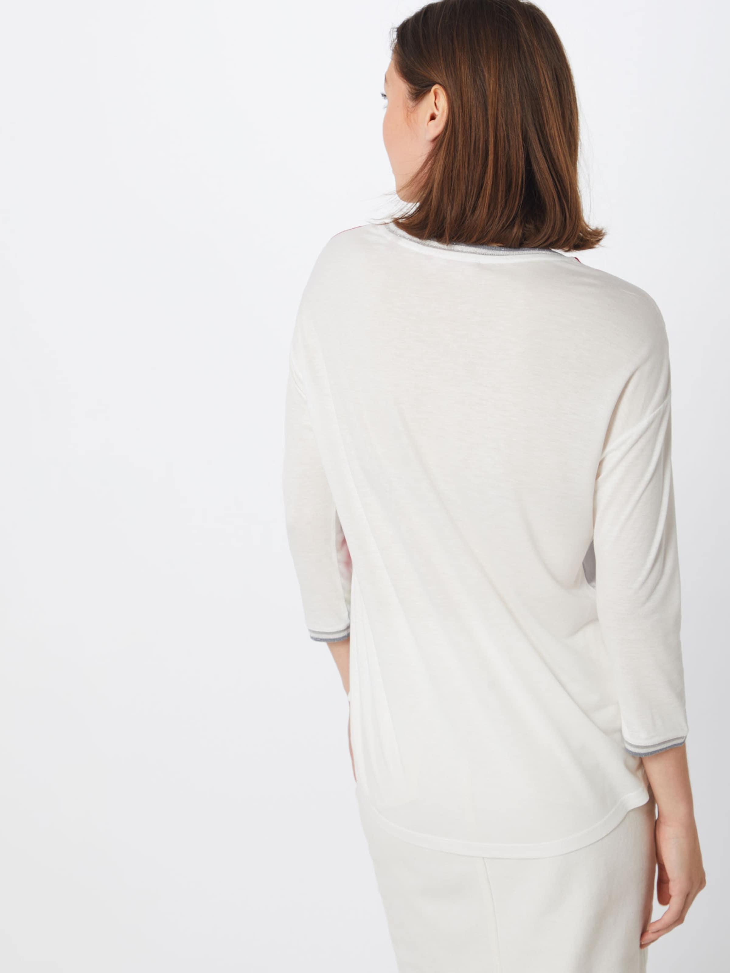 oliver Red Shirt Label In Weiß S MischfarbenPink c3jRLS54Aq