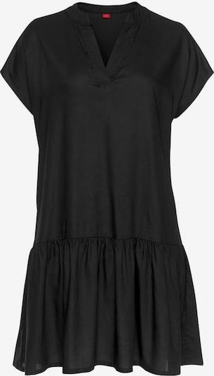 s.Oliver Blusenkleid in schwarz, Produktansicht