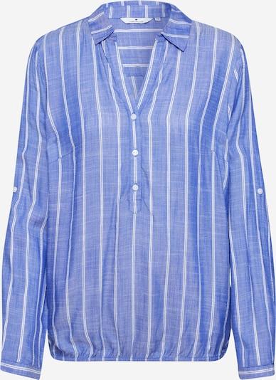 TOM TAILOR Bluzka w kolorze niebieski / białym, Podgląd produktu