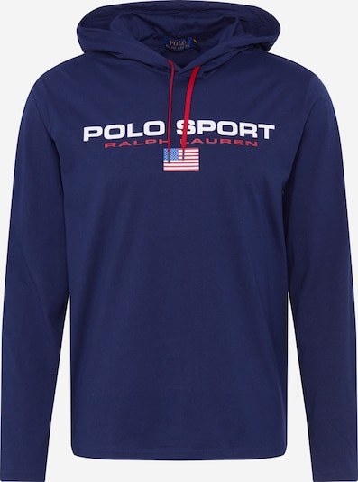 POLO RALPH LAUREN Sweatshirt 'LSPOHOODM5' in navy, Produktansicht