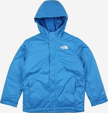 THE NORTH FACE Outdoorová bunda 'Snowquest' - Modrá